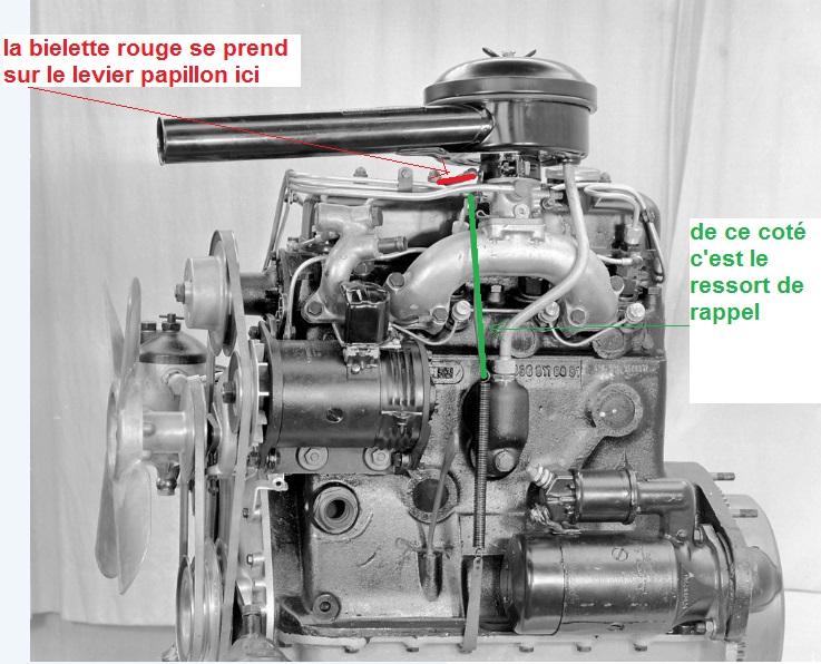 levier sur pompe a injection 180d_310