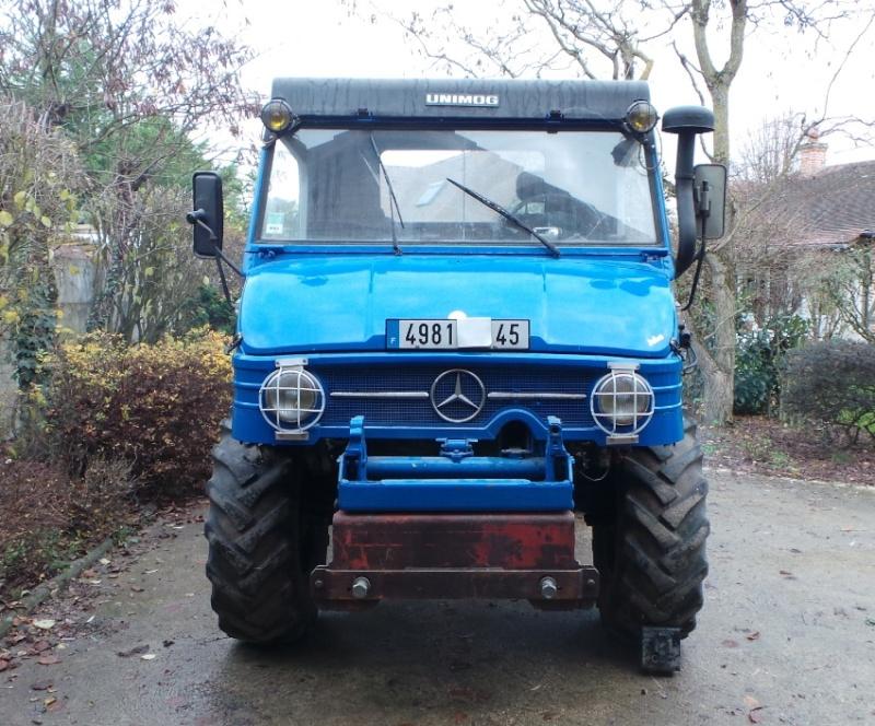 unimog 406 cabrio de 1970 45b10