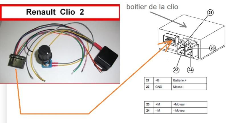 remplacer le boitier de direction par un ORBITROL ? - Page 2 Clio110