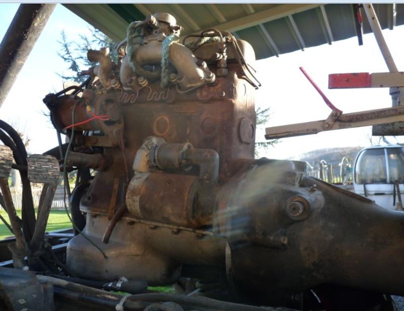 que manque t'il sur mon moteur ? Fm2611