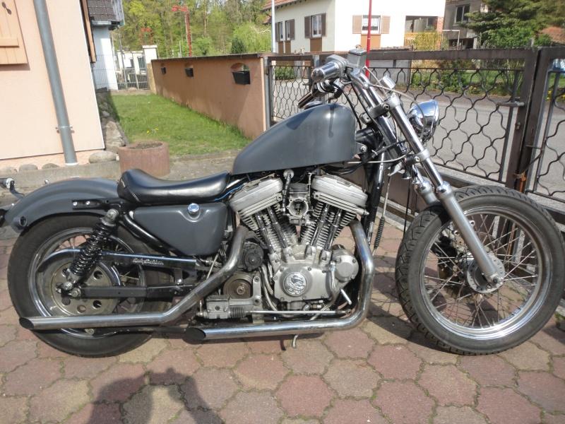 Harley 883 boite 4. Dsc04811