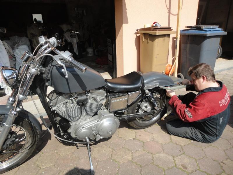 Harley 883 boite 4. Dsc04812