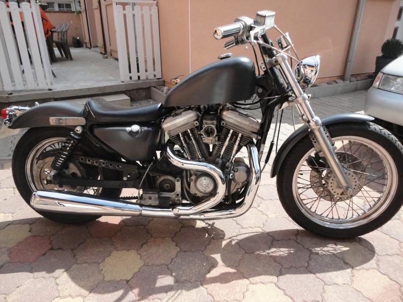 Harley 883 boite 4. Dsc04910