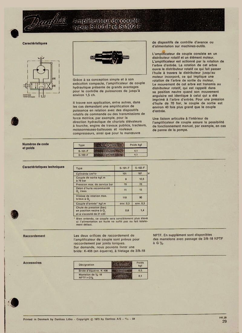 remplacer le boitier de direction par un ORBITROL ? Amplif10