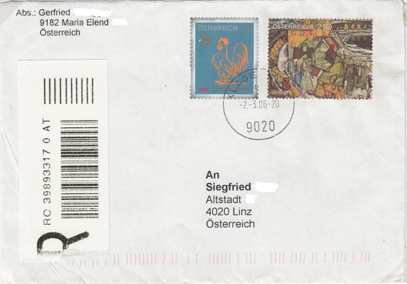 Sammlung Bedarfsbriefe Österreich ab 1945 - Seite 6 Img_0027
