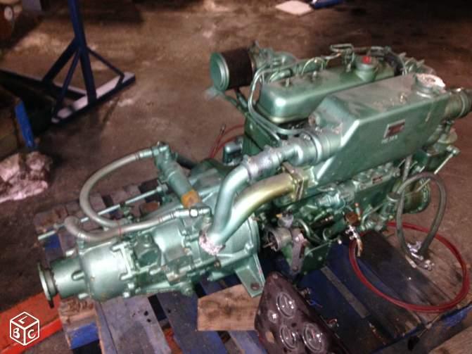 L' OM636 à 45 ch   en version marine Om_63610
