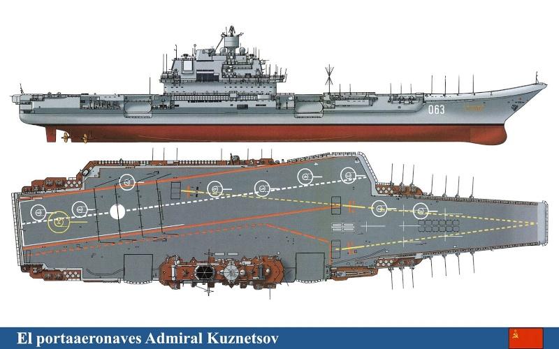 Admiral Kuznetsov 1/350ème de Trumpeter. 38284710