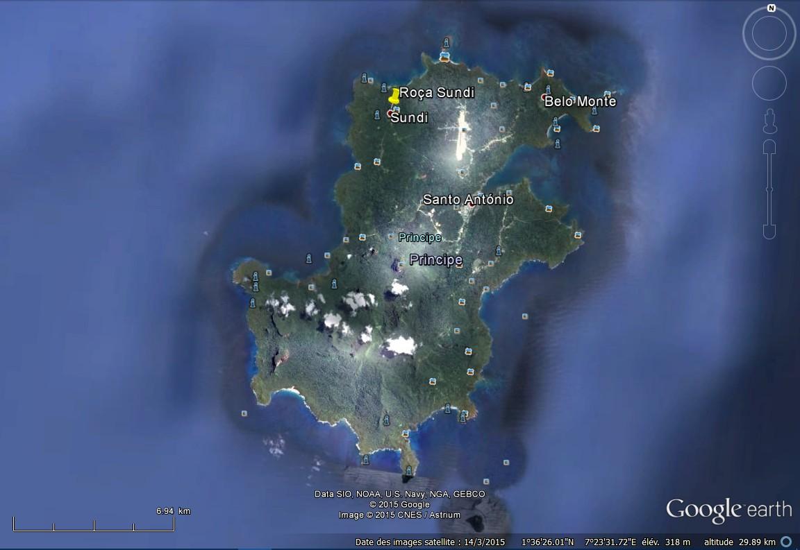 Confirmation de la relativité - Roça Sundi - Sao Tomé et Principe   2015-123