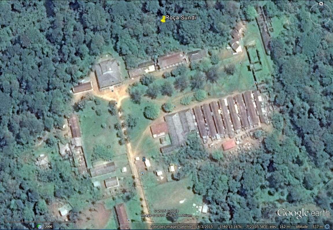 Confirmation de la relativité - Roça Sundi - Sao Tomé et Principe   2015-124