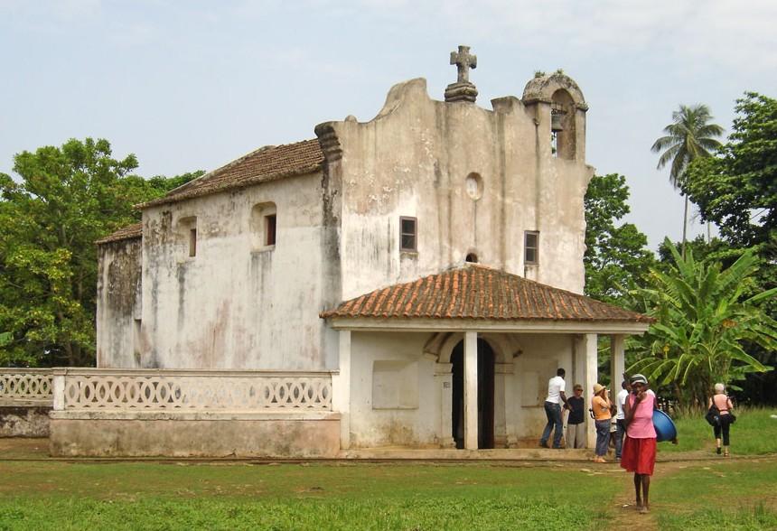 Confirmation de la relativité - Roça Sundi - Sao Tomé et Principe   2015-132