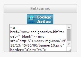 [widget]  Widget Enlázanos  Enlaza10