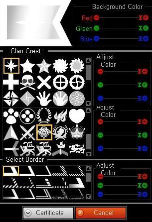 Clan Crest Ideas. O: Crest10
