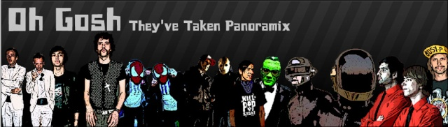 Oh Gosh, They've Taken Panoramix!