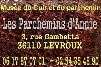 LEVROUX - Les parchemins d'Annie Levrou10