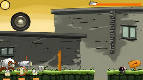 [JEU] SHEEPRUN BETA : Faire passer les moutons avant l'arrivée du loup. [Gratuit] Sheep-10