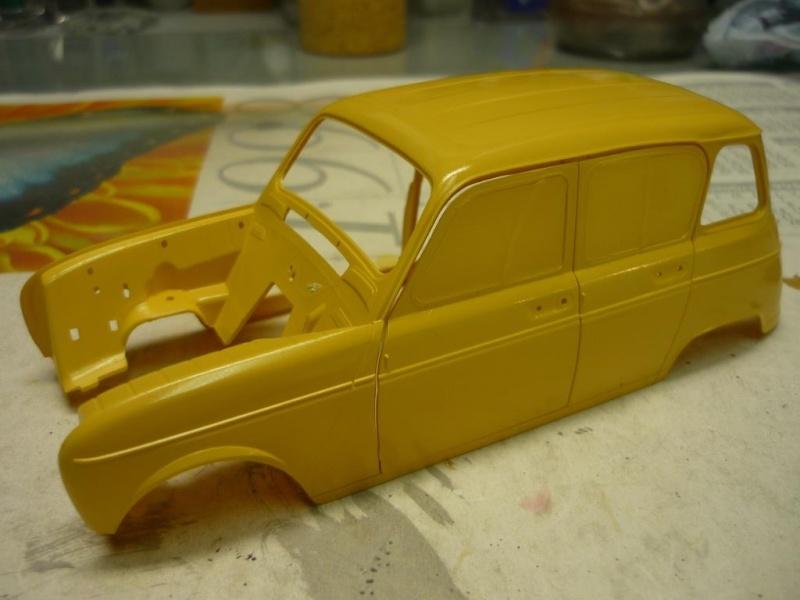 [1/24] Renault 4L Montag11