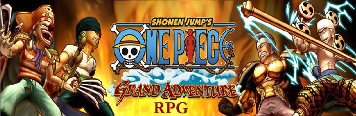 One Piece Grand Avdenture RPG