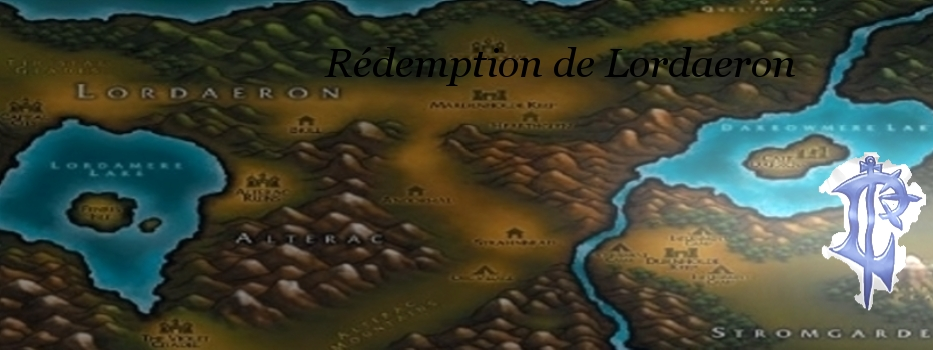 Rédemption de Lordaeron
