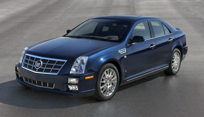 Cadillac STS Cadill10