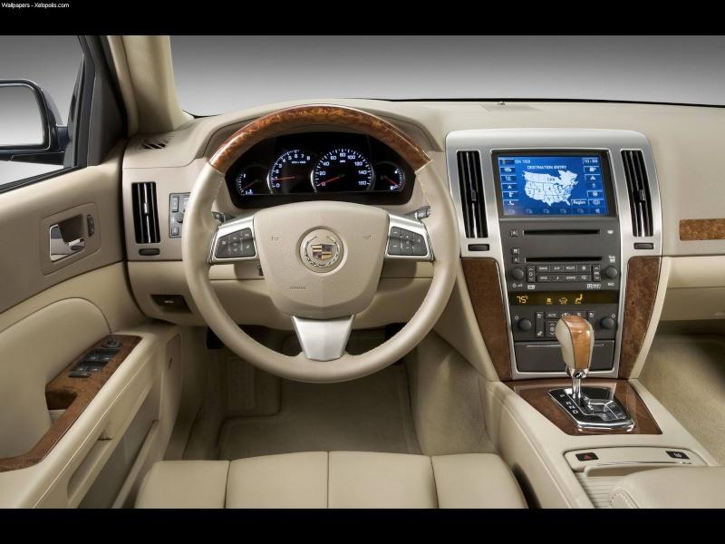 Cadillac STS Cadill11