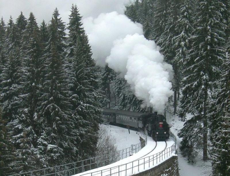 Un viaggio in treno dal 1974 al 2010, passando per il 1980 Treno12