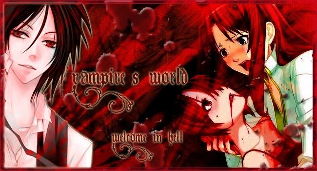 Vampire's world