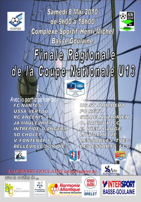 FINALE COUPE REGIONALE Finale11
