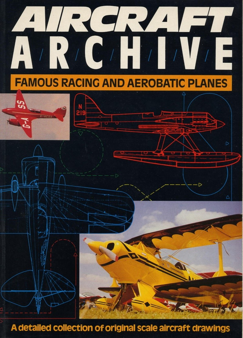 Référence intéressante : The Air Racer Aircra10