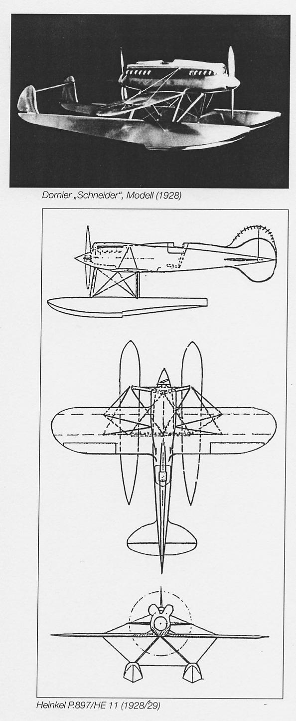 Les concepts Allemand pour la coupe Schneider Dornie10