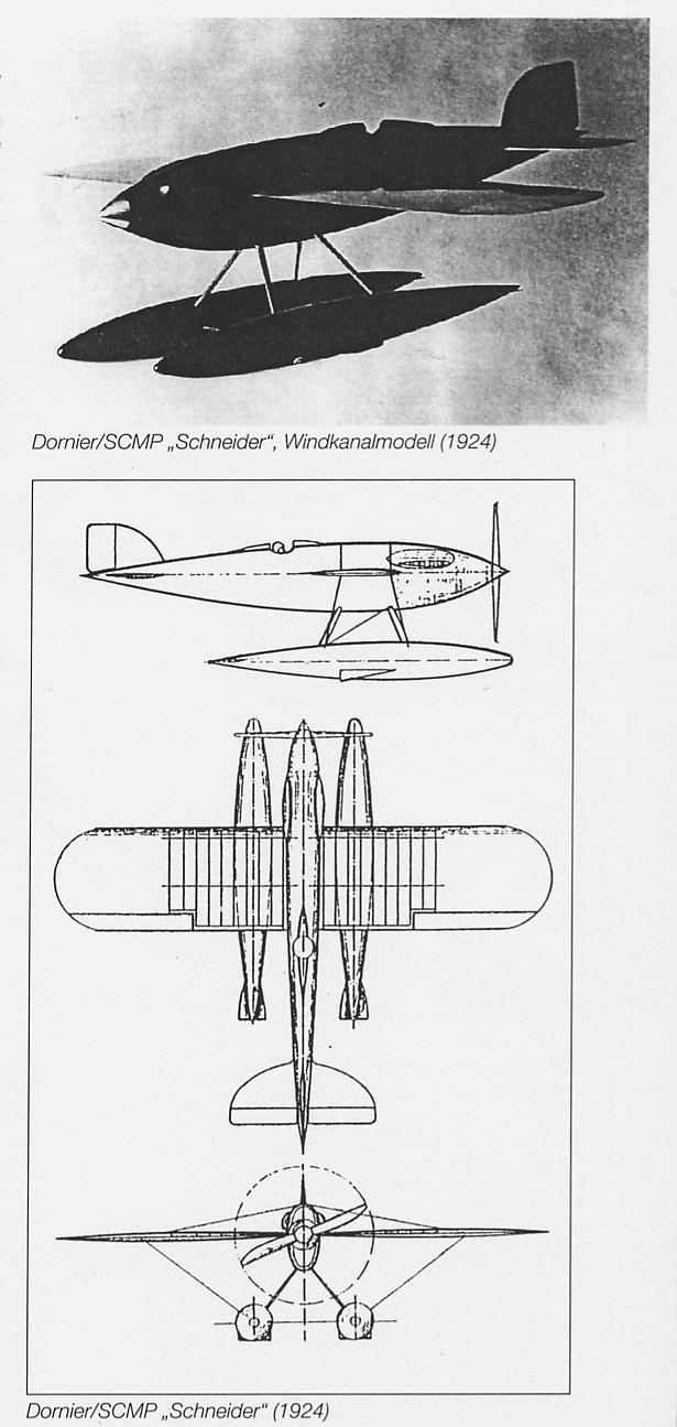 Les concepts Allemand pour la coupe Schneider Dornie11