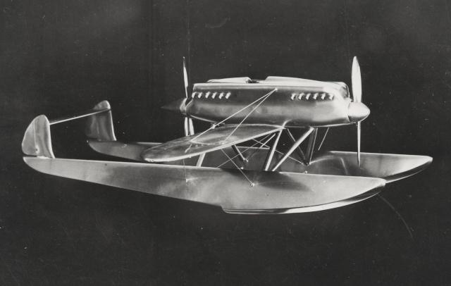 Les concepts Allemand pour la coupe Schneider Dornie12