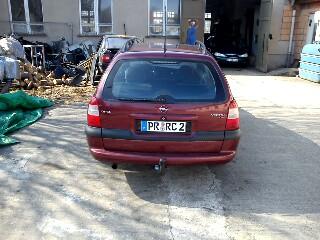 Vectra B Caravan ;-) Neue Bilder Dsc00018