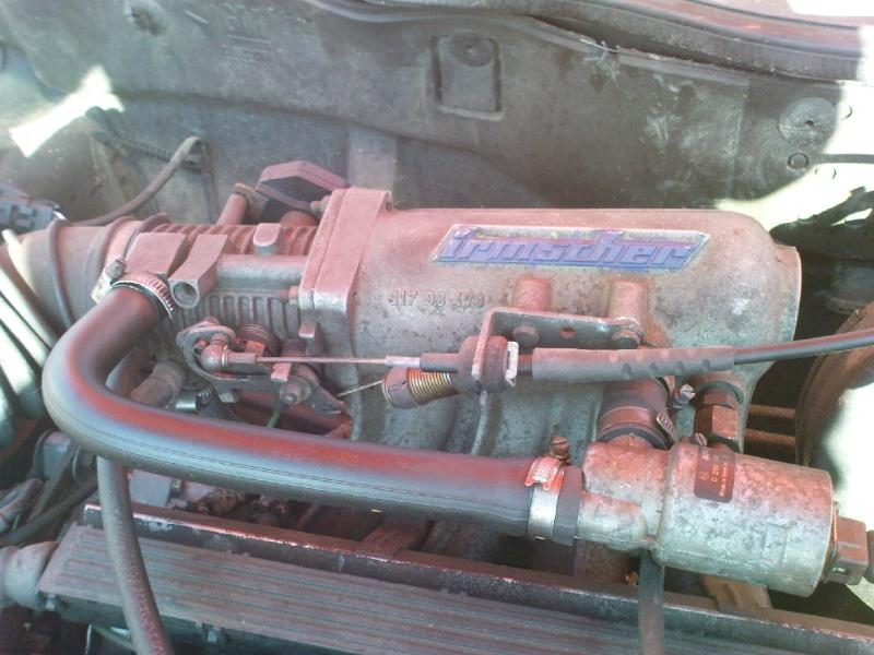 Kadett E GSI Cabrio :-) Dsc01136