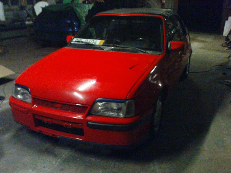 Kadett E GSI Cabrio :-) Dsc01137