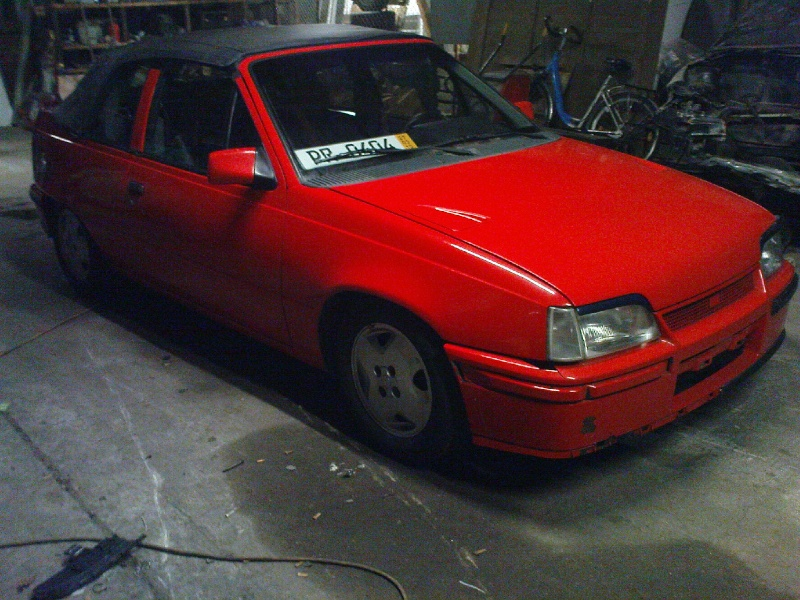 Kadett E GSI Cabrio :-) Dsc01138