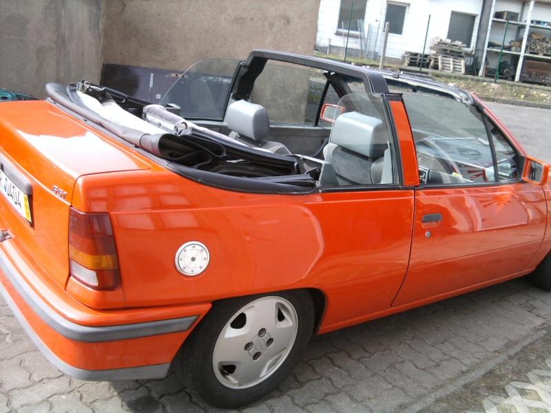 Kadett E GSI Cabrio :-) P1003211