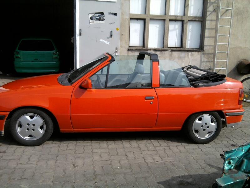 Kadett E GSI Cabrio :-) P1003212