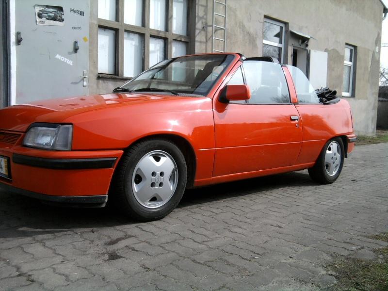 Kadett E GSI Cabrio :-) P1003213
