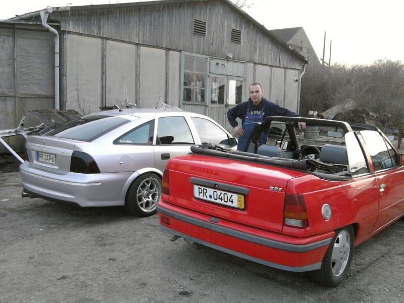Kadett E GSI Cabrio :-) P1003215