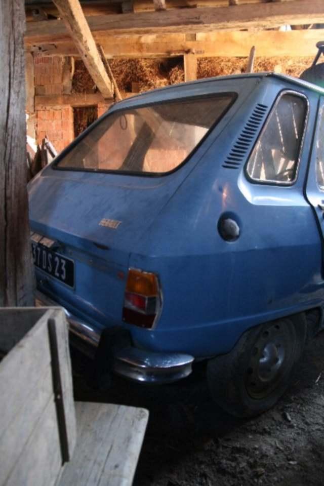 Teintes carrosserie serie un 510