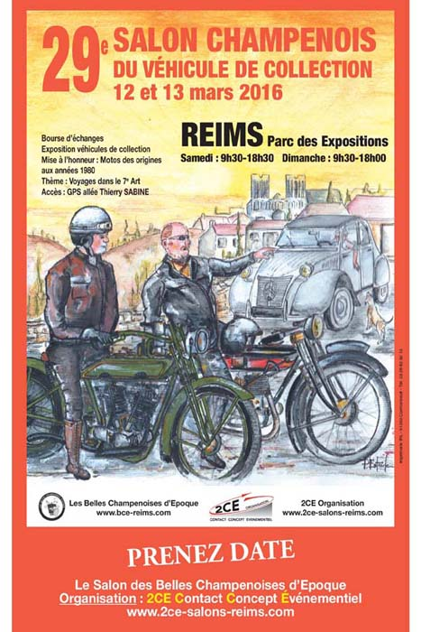 Salon de Reims - 12 et 13 mars Affich10