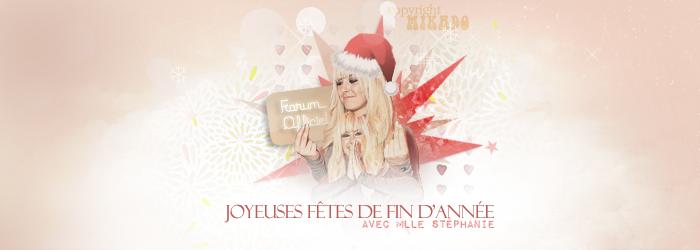 Mlle Stéphanie | Forum Officiel