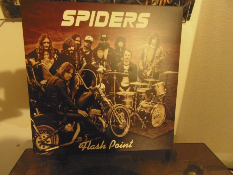 "Spiders "" hard rock  revival 70' "" Spider12"