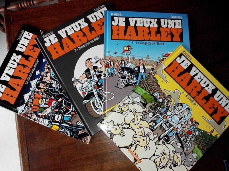 Je veux une Harley (Tome 4) 10133410
