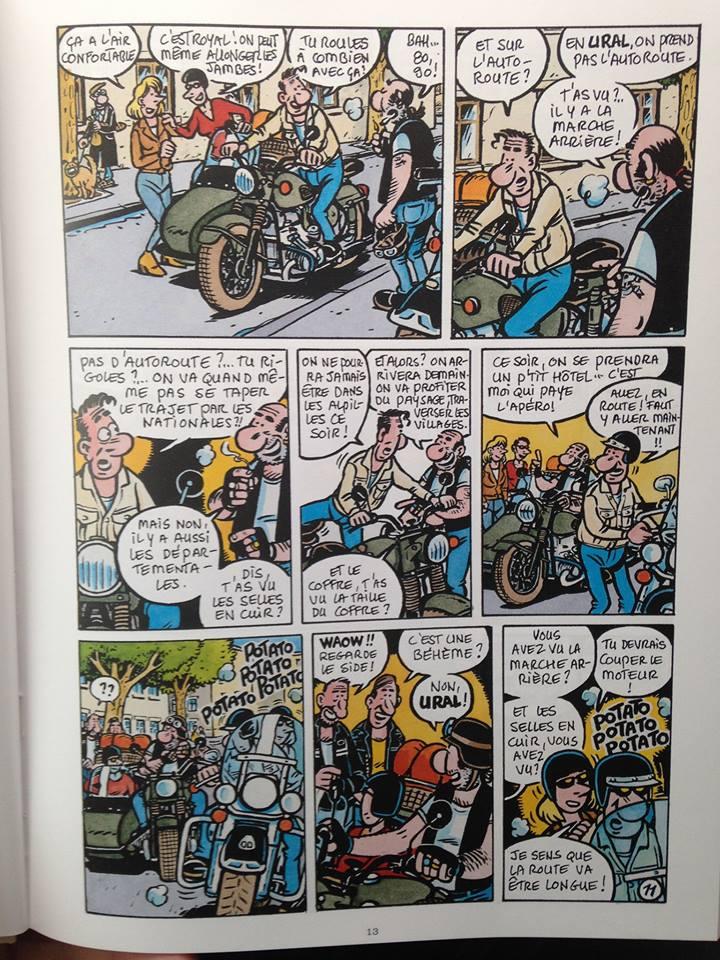 Je veux une Harley (Tome 4) 12278910