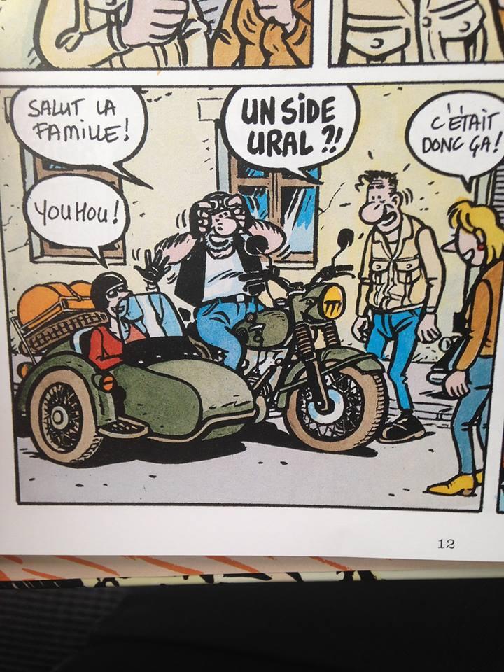 Je veux une Harley (Tome 4) 12299310