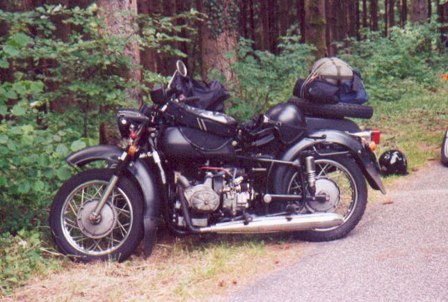 moto pour mes hivernales  Dnepr-10