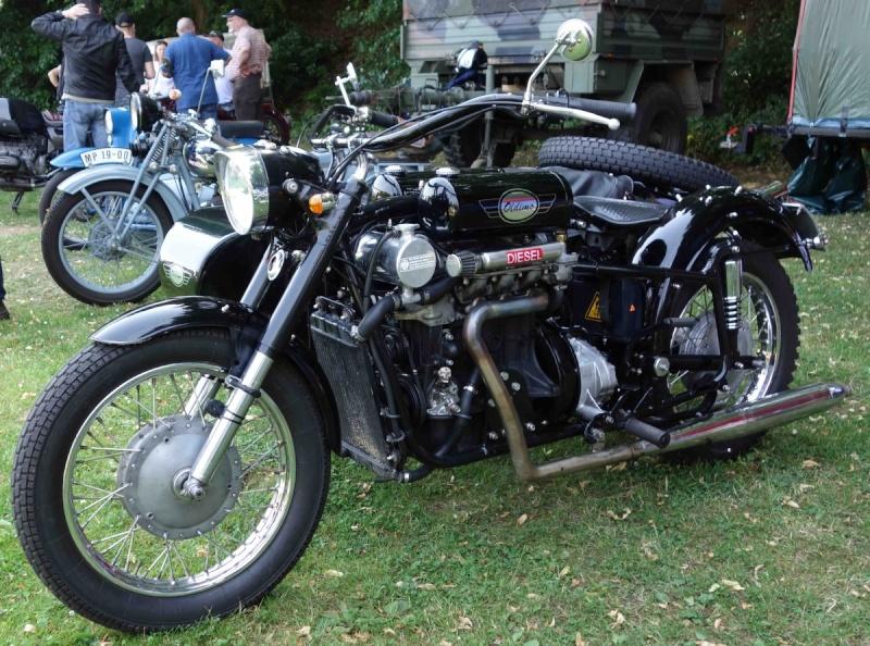 Dnepr/Hatz Diesel Ole-di10