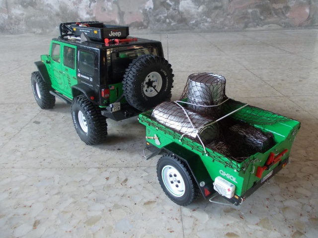 Axial scx10 Jeep Wrangler Unlimited Rubicon KIT - Página 4 R210