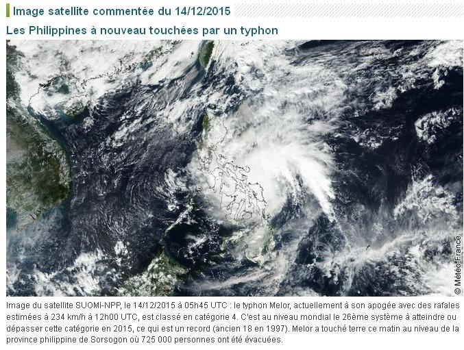 phénomènes climatiques à répétition : cyclones Cart1410